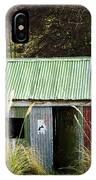Tin Hut IPhone Case