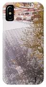 Tin Roof IPhone Case