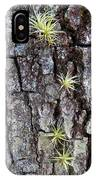 Tiny Baby Air Plants IPhone Case