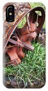 Ferrous Wheel IPhone Case