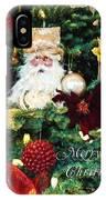 Tis The Season - Seasonal Art IPhone Case