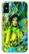 Titania-midsummers Night Dream IPhone Case