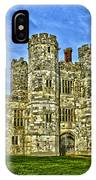 Titchfield Abbey Hdr IPhone Case