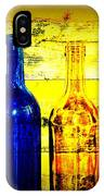 To Much Of Wine IPhone Case