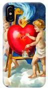 To My Valentine IPhone Case