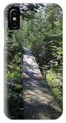 To The Trout Stream IPhone Case