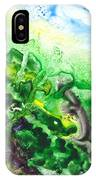 To The Unknown Abstract Path Number Five IPhone Case