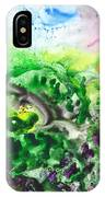 To The Unknown Abstract Path Number Six IPhone Case