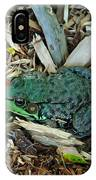 Toad Master IPhone Case
