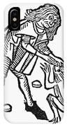 Toadstone, 1491 IPhone Case