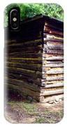 Tobacco Barns Nc Usa IPhone X Case