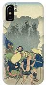 Tokaido - Mishima IPhone Case