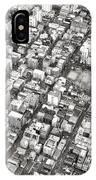 Tokyo City IPhone Case
