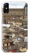Toledo Spain Cityscape IPhone Case by Nathan Rupert