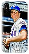 Tom Seaver IPhone Case