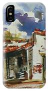 Tom Sparacino - Our Art Instructor IPhone Case