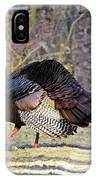 Tom Turkey Walking IPhone Case