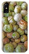 Tomatillos At The Local Market IPhone Case