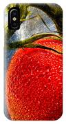 Tomato On A Vine IPhone Case