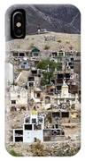 Tombs And Crosses Maimara Argentina IPhone Case