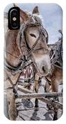 Tombstone Mules IPhone Case