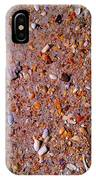 Tons Of Tiny Shells IPhone Case