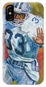 Tony Dorsett - Dallas Cowboys  IPhone Case