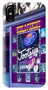 Tootsies Nashville IPhone Case