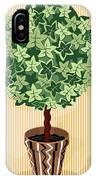 Topiary Tree IPhone Case
