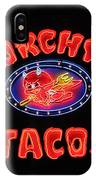 Torchy's Tacos IPhone Case