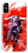 Toro IPhone Case