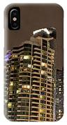 Toronto Condos On A Cold Winter Night IPhone Case