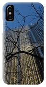 Toronto's Golden Bank - Royal Bank Plaza Downtown IPhone Case