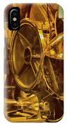 Torpedo Chamber Uss Bowfin IPhone Case