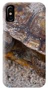Tortoise By Nature IPhone Case