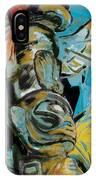 Totem Pole 2 IPhone Case