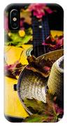 Touch Of Fall  IPhone Case