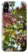Touches Of Autumn  IPhone Case