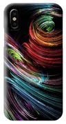 Toupillon IPhone Case
