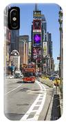 Tourists Attraction IPhone Case