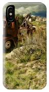 Tow Truck No Where To Go IPhone Case