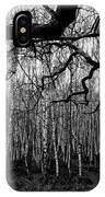 Towards The Silver Birches IPhone Case