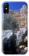 Tower At Aegosthena IPhone Case