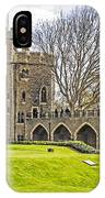 Tower Bridge And London Tower IPhone Case