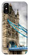 Tower Bridge And The Shard IPhone Case
