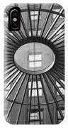 Tower City Center Architecture IPhone Case
