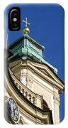 Tower Vienna Austria IPhone Case