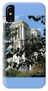 Towers Of Notre Dame IPhone Case