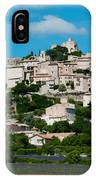 Town On A Hill, D51, Sault, Vaucluse IPhone Case