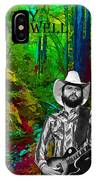 Toy Caldwell In The Woods IPhone Case